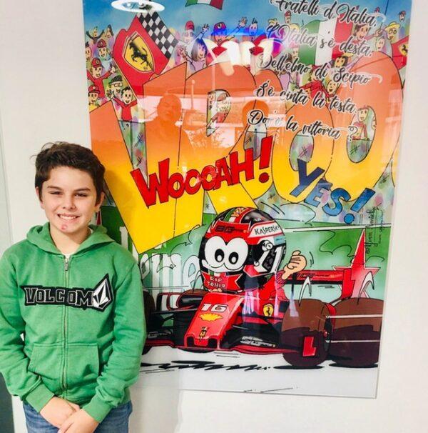 "VROOAART ""Fratelli d'Italia-Monza 2019"""