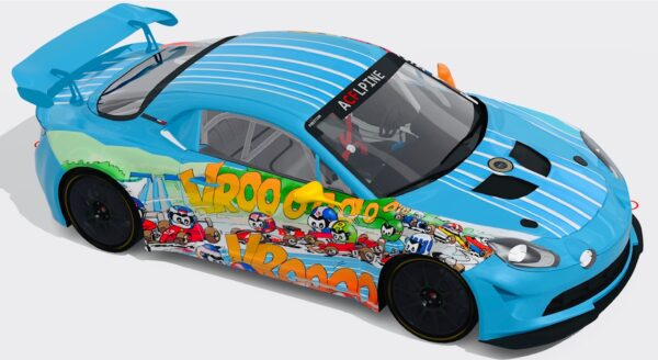 Modele de Art Cars